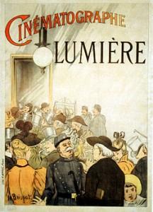Cinématographe Lumiére, Cine, historia del cine, cronología del cine, orígenes del cine.