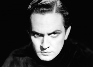 Fredric March, actor de cine.