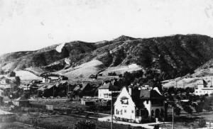 Hollywood 1910, orígenes de la meca del cine, comienzos del cine.
