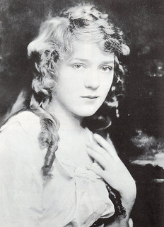 Mary Picford, Actriz de cine mudo, Oscar por Coqueta, La novia de América.