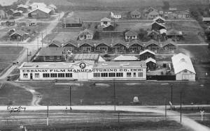 Essanay Studio, productora de cine mudo, primeros estudios de cine mudo.
